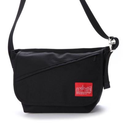 マンハッタンポーテージ Manhattan Portage NYC Print Vintage Messenger Bag JR (Black)