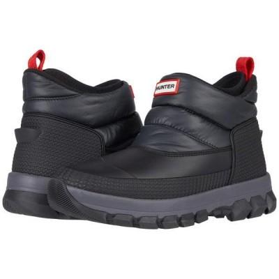 ハンター メンズ ブーツ・レインブーツ シューズ Original Insulated Snow Ankle Boots