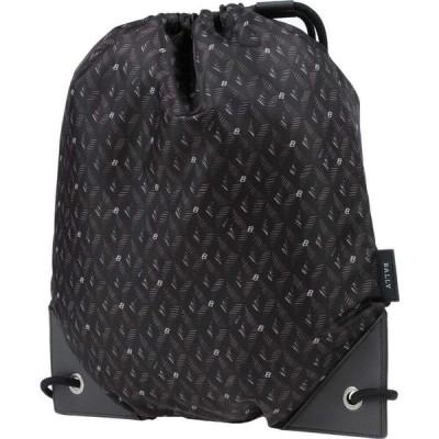 バリー BALLY メンズ ボディバッグ・ウエストポーチ バッグ backpack & fanny pack Steel grey
