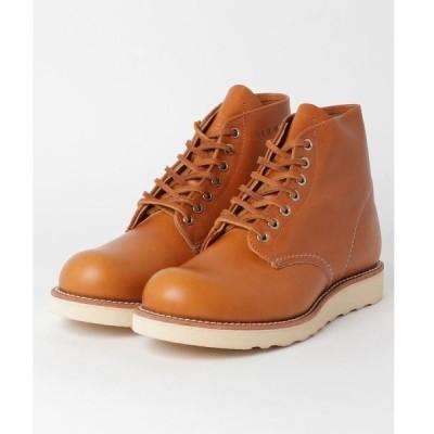 ブーツ RED WING レッドウィング IRISH SETTER 9871 6inch CLASSIC ROUND TOE