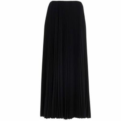 BALENCIAGA/バレンシアガ Black   Pleated midi skirt レディース 秋冬2020 643760TJO461000 ju