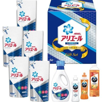 P&G アリエールホームセット (PGCA−50Z) 洗濯 洗剤 詰替え ギフト 詰め合わせ 新生活 内祝 快気祝 ご法事