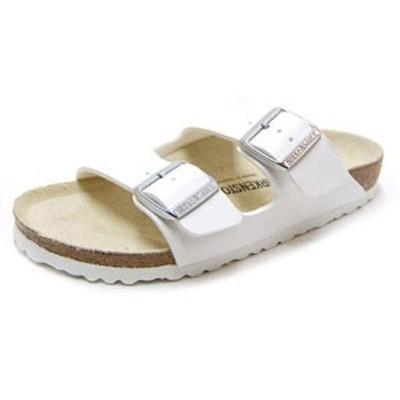 サンダル BIRKENSTOCK ビルケンシュトック ARIZONA アリゾナ ホワイト 51731 シューズ 靴 お取り寄せ商品