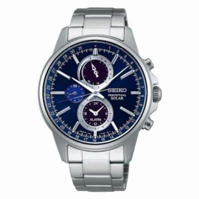 セイコー スピリット SEIKO SPIRIT 腕時計 ソーラー クロノグラフ メンズ SBPJ003 国内正規品 取り寄せ