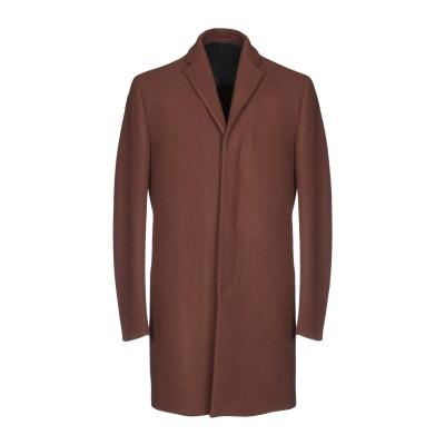 SELECTED HOMME コート ブラウン L ウール 62% / ポリエステル 33% / 指定外繊維 5% コート