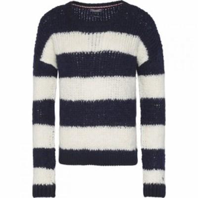 トミー ヒルフィガー Tommy Hilfiger レディース ニット・セーター トップス Paletta Mohair Sweater Navy