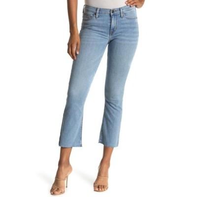 ハドソンジーンズ レディース デニムパンツ ボトムス Love Midrise Crop Bootcut Jeans DORSET