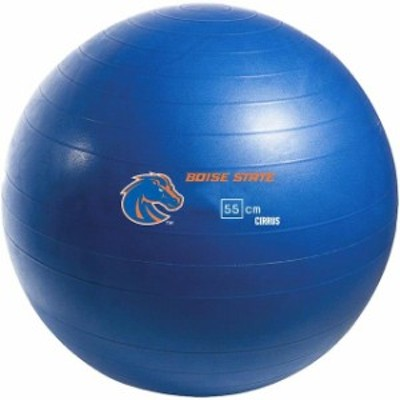 Cirrus Fitness シーラス フィットネス スポーツ用品  Boise State Broncos Stability Ball