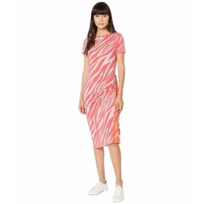 ラグアンドボーン レディース ワンピース トップス Ina Dress Red Multi