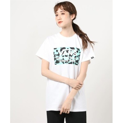 tシャツ Tシャツ VANS/バンズ  ビッグシルエット  ロゴTシャツ   121H1010400