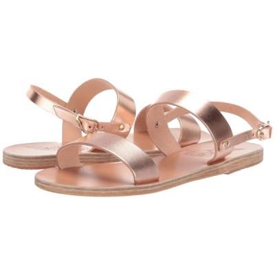 エンシェント グリーク サンダルズ Ancient Greek Sandals レディース サンダル・ミュール シューズ・靴 Clio Pink Metal