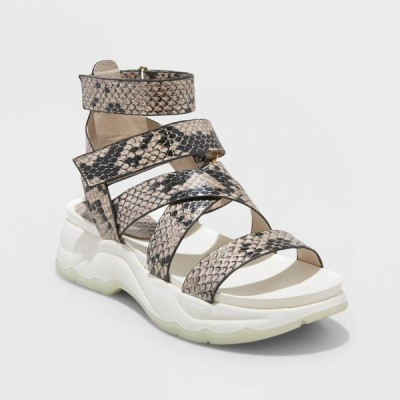 ワイルドファブル Wild Fable レディース サンダル・ミュール シューズ・靴 Kaya Gladiator Sandals - Tan