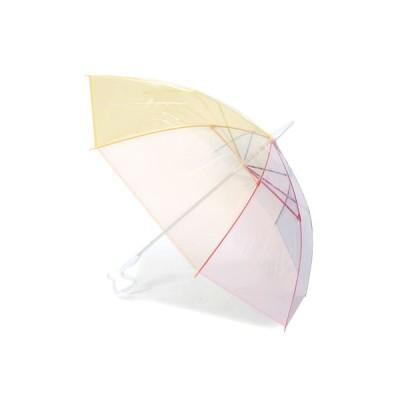 Evereon / エバーイオン ビニール傘 カラフル ホワイト