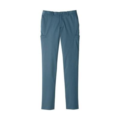 ボンマックス ストレッチカラーチノ(メンズ) ブルー 73サイズ FP6005M−7−73 1枚 (メーカー直送・代引き不可)