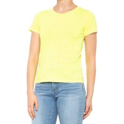 ジェイ ブランド J Brand レディース Tシャツ トップス 811 t-shirt - short sleeve Lime