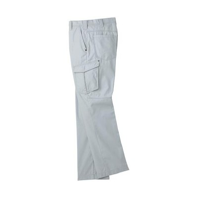 桑和(SOWA) ノータック カーゴパンツ 22/シルバーグレー S〜LLサイズ 5770 作業着 作業服 ワークウェア ウエア ズボン メンズ