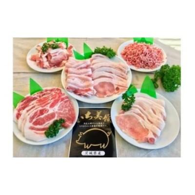 S10 小分けで便利!いち美豚 食べきりバラエティーセット6種200g× 6パック (合計1.2kg)
