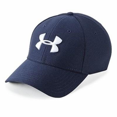 アンダーアーマー スポーツアクセサリー 帽子 UA BLITZING 3.0 CAP 1305036 410 メンズ LGXL 410