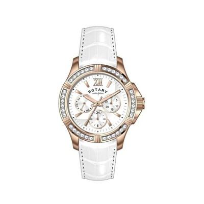 Rotary Women's XS Chronograph Quartz Watch, Leather, LS60162/02 並行輸入品
