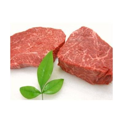 黒毛和牛 メス牛限定 あっさり赤身 モモステーキ と やわらか ランプ芯 ステーキ 2枚セット