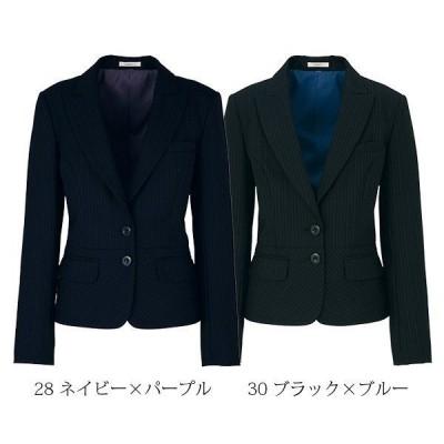 ジャケット レディース ジャケット ビジネス 制服 BONMAX(ボンマックス)aj0225