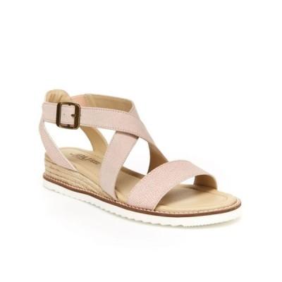 ジャイビーユー レディース サンダル シューズ Caymen Comfort Flat Sandal