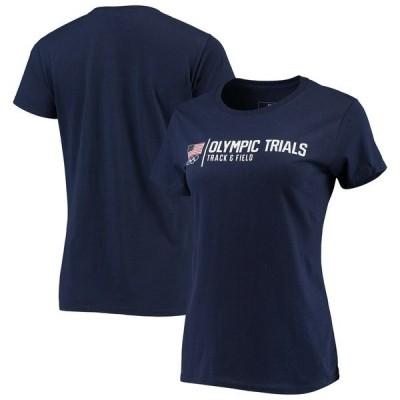 アウタースタッフ レディース Tシャツ トップス USA Track & Field Women's Olympic Trials T-Shirt