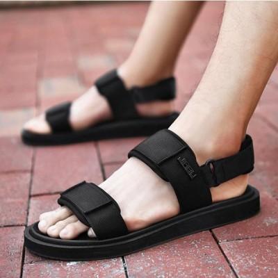 サンダル メンズ ビーチサンダル メンズ 痛くない 夏サンダル 靴 カジュアルシューズ 大きいサイズ かっこいい 歩きやすい 2020夏新作