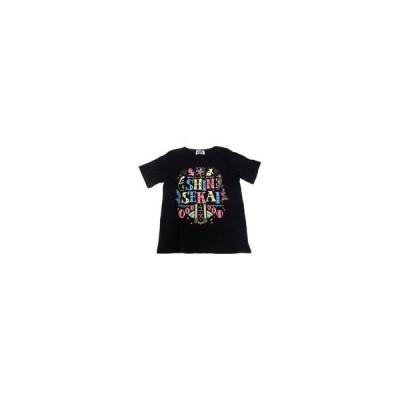 中古Tシャツ(男性アイドル) ゆず イラストTシャツ ブラック Mサイズ 「YUZU ARENA TOUR 2014