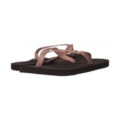 Flojos フロホース レディース 女性用 シューズ 靴 サンダル Serenity - Rose Gold