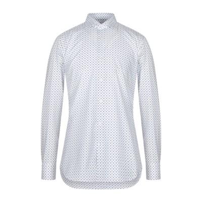 カリバン CALIBAN シャツ ホワイト 39 コットン 100% シャツ