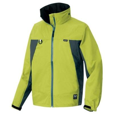 アイトス 全天候型ジャケット(ディアプレックス) ミントグリーン×チャコール AZ56301-035-L (直送品)