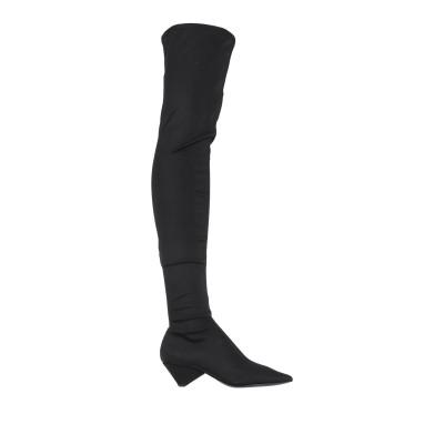 アッシュ ASH ブーツ ブラック 36 紡績繊維 ブーツ