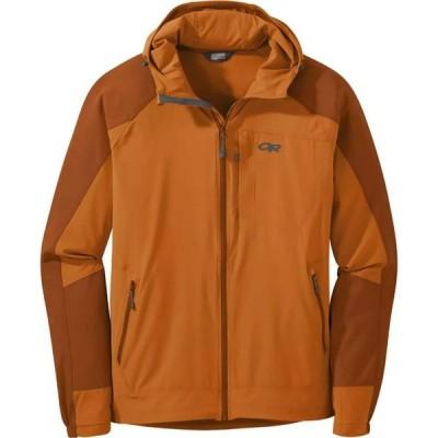 アウトドアリサーチ Outdoor Research メンズ ジャケット フード アウター Ferrosi Hooded Jacket Copper/Umber