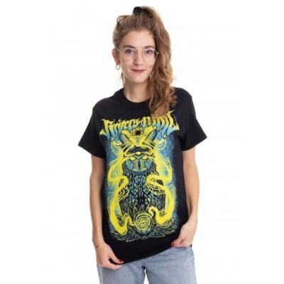 インペリコン Impericon レディース Tシャツ トップス - Overseer - T-Shirt black