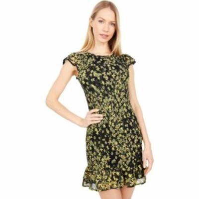 ロストアンドワンダー LOST + WANDER レディース ワンピース ミニ丈 ワンピース・ドレス Marianna Mini Dress Black Floral