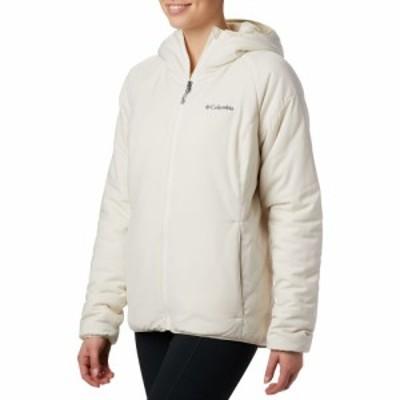 コロンビア Columbia レディース ジャケット ソフトシェルジャケット アウター Kruser Ridge II Plush Softshell Jacket Chalk