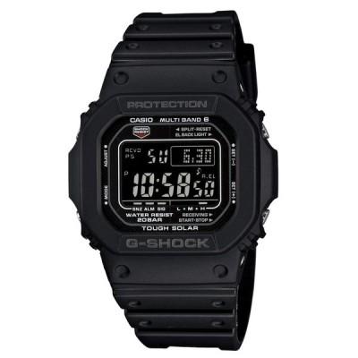 カシオ 腕時計 ジーショック 電波ソーラー GW-M5610-1BJF ブラック