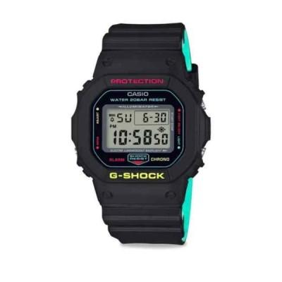 カシオ 腕時計 Casio G-Shock Black Digital Watch DW5600CMB-1A