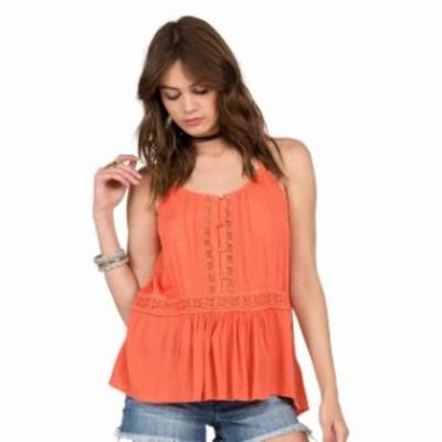 volcom ボルコム ファッション 女性用ウェア ブラウスやシャツ volcom summit-stone-cami