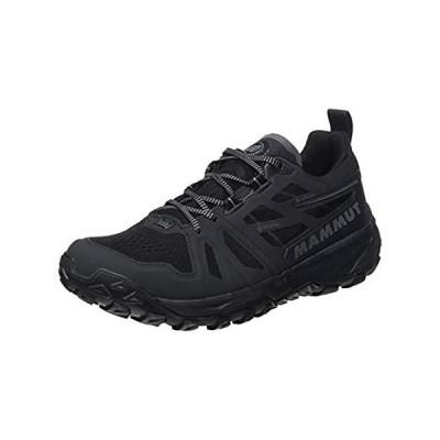 Mammut Women's Saentis Low GTX Trail Running Shoe, Black Phantom, 6.5 UK