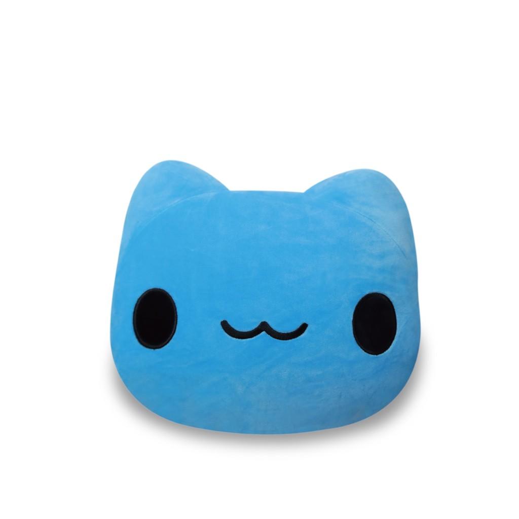 [貓貓蟲-咖波] 咖波 經典大臉 造型羽絨抱枕