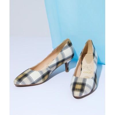 ANDEX shoes product / coca / コカ ポインテッド 5.5cmヒール パンプス 121035 WOMEN シューズ > パンプス