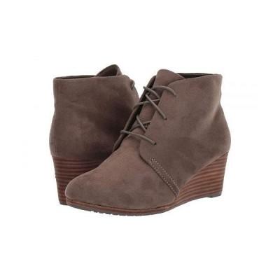 Dr. Scholl's ドクターショール レディース 女性用 シューズ 靴 ブーツ アンクル ショートブーツ Dakota - Olive Microfiber