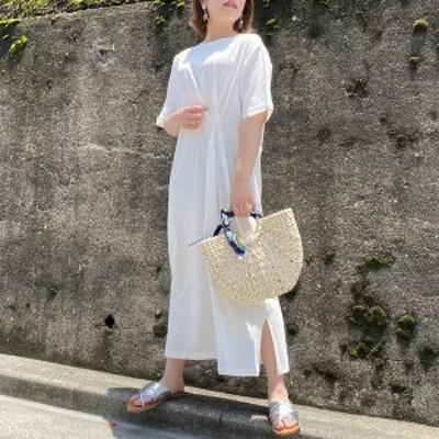 ミューズ リファインド クローズ(MEW'S REFINED CLOTHES)/ネジリカットワンピース