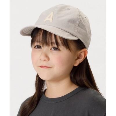 F.O.Online Store / アップリケキャップ 速乾 KIDS 帽子 > キャップ
