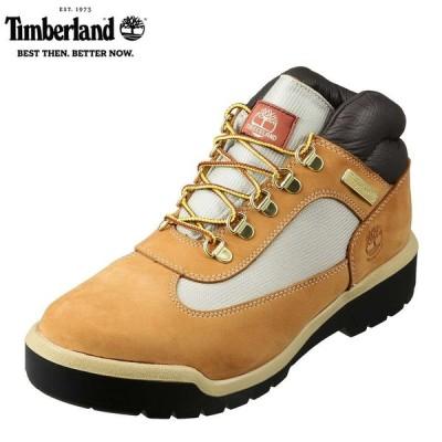 ティンバーランド Timberland TIMB A18RI メンズ | ブーツ | 防水 | アウトドアシューズ | イエロー