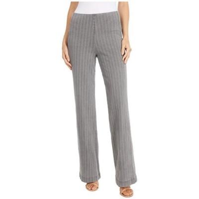 リジー レディース デニムパンツ ボトムス Denim Trouser Jeans in Pinstripe