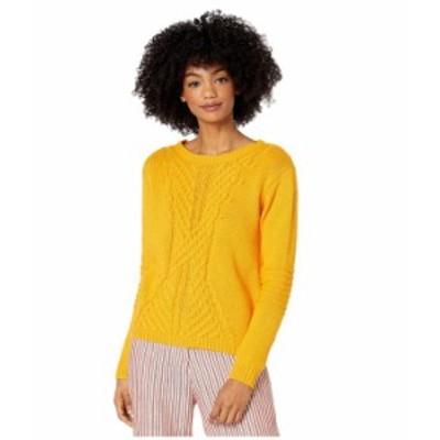 ロキシー レディース ニット・セーター アウター Glimpse Of Romance Crew Neck Sweater Golden Glow