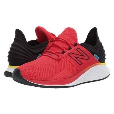 ニューバランス Fresh Foam Roav Boundaries メンズ スニーカー 靴 シューズ Velocity Red/Black
